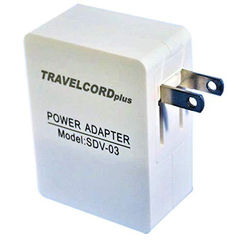 TravelCord 4 Port USB Travel Charger Back 2